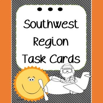 Southwest Region Task Cards