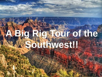 Southwest Region Tour