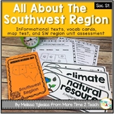 Southwest Region Unit {1 of 5 US Regions}