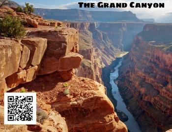 Southwest Region Virtual Field Trips QR code
