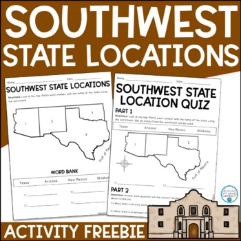 Southwest State Location