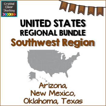 Southwest State Region Bundle