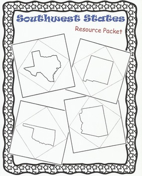 Southwest States Resource Packet
