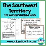 Southwest Territory Activity Bundle- US History- TN 4.45