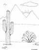 Southwestern Desert ABC Mini Book and Activities