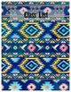 Southwestern Themed Teacher and Substitute Binder Bundle