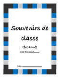 Souvenirs de classe- yearbook