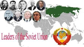 Soviet Leaders - From Lenin to Yeltsin 1917-1921