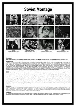 Soviet Montage POSTER (.pdf) - Media Studies