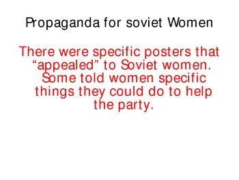 Soviet Propaganda Slideshow