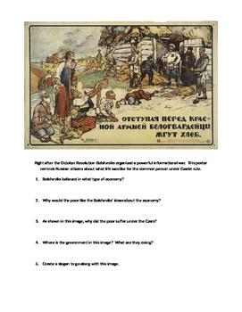 Soviet and Communist Propaganda Poster Assignment