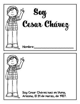 Soy Cesar Chávez  Español/Spanish