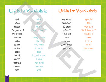 Soy Especial storybook reader for elementary Spanish