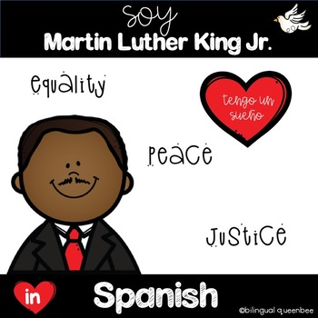 Soy Martin Luther King Jr.