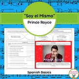 """""""Soy el Mismo"""" & Spanish Basics"""