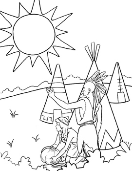 Soyal Coloring Page