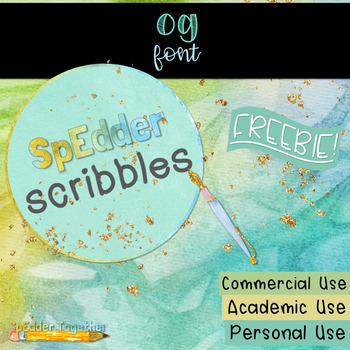 SpEdder Scribbles: OG