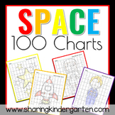 Space 100s Number Chart