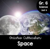 {Grade 6} Unit 4: Space Activity Packet