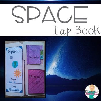 Space Lap Book