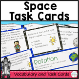 Space Unit Task Cards