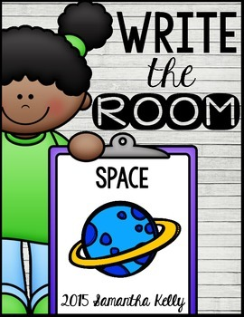 Space Write the Room Center