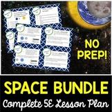 Space 5E Lesson Plans Bundle - Complete Lesson Plans