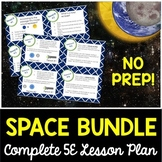 Space 5E Lesson Plans Bundle - Complete Lesson Plans