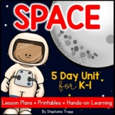 Solar System Unit for Kindergarten and First Grade