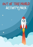 Space Activity Pack - Out Of This World!