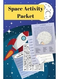 Space Activity Packet
