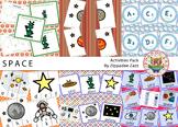 Space Activity / Resources Pack-71 Printables/Worksheets/Games/Boardmaker