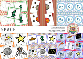 Worksheets for Space Activity Resources Pack