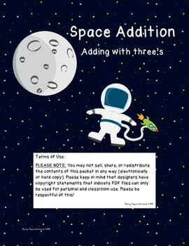 Space Addition Threes