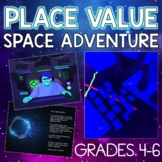 Space Adventure: A Place Value Activity