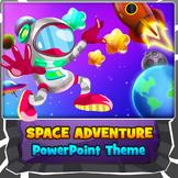 Space Adventure Visual PowerPoint Builder