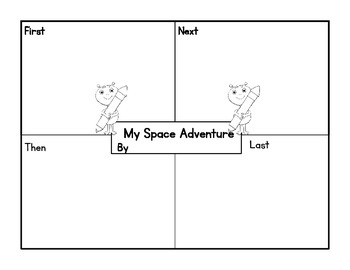 Space Adventure Writing