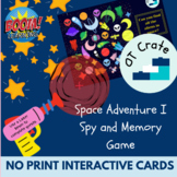 Space Adventure and Memory Game