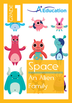 Space - An Alien Family- Grade 1