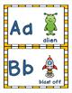 Space Alphabet!