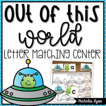 Space Alphabet Matching Center