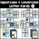 Space Alphabet Scavenger Hunt: Upper and Lowercase Letters