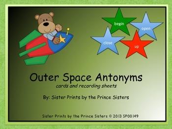Space Antonyms