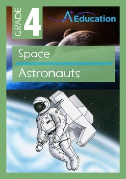 Space - Astronauts - Grade 4