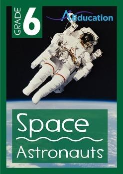 Space - Astronauts (II) - Grade 6