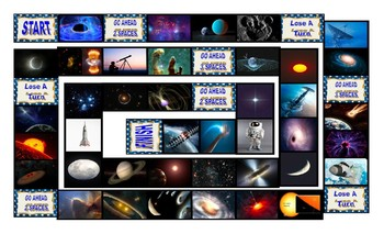 Space & Astronomy Board Game