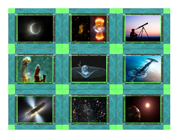 Space & Astronomy Cards