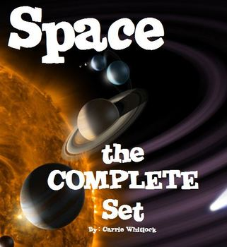 Space / Astronomy Bundle - The Complete Set