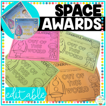 End of Year Awards Space