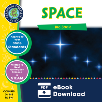 Space BIG BOOK - Bundle